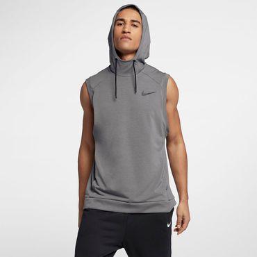Nike Herren Sport Fitness Trainings Hooded Dri Fit Tank Top Shirt Kapuze 889389  – Bild 3