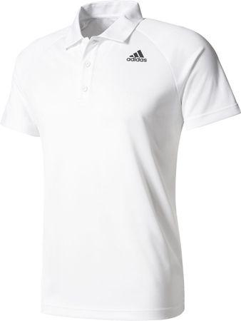 ADIDAS Herren Climalite Sport Fitness Freizeit Sommer Polo Shirt D2M BK2594 Neu – Bild 1