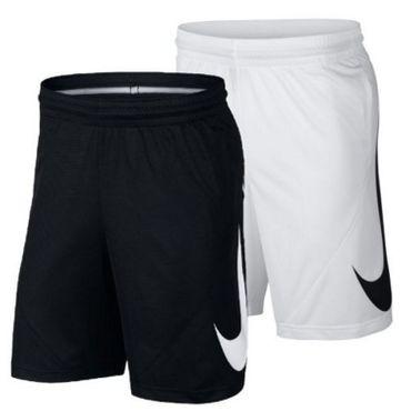 Nike Herren Dri FIT Sport Fitnesss Freizeit Basketball Swoosh Logo Shorts 910704 – Bild 1
