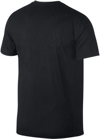Nike Herren Dri Fit Sport Sommer Fitness T-Shirt LEGEND EMBOSS PRINT AR3850 Neu – Bild 1