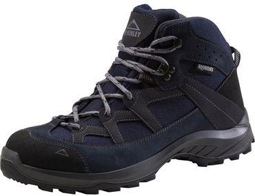 McKinly Herren Outdoor Wander Trekking Schuhe Discover AQUAMAX AQX Boots 245936 – Bild 3