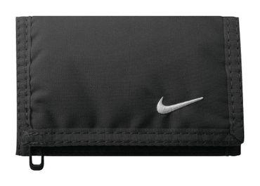Nike Herren Männer Portemonnaie Basic Wallet Geldbeutel Geldbörse Klettverschluß – Bild 2