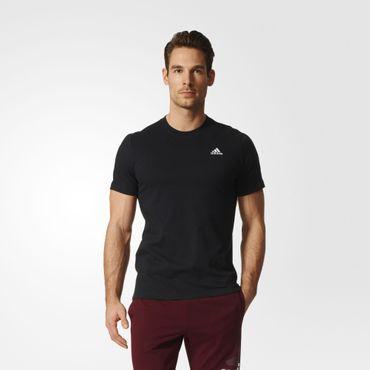 ADIDAS Herren Sport Fitness Freizeit T-Shirt ESS Crew Tee Shirt S98742 – Bild 3