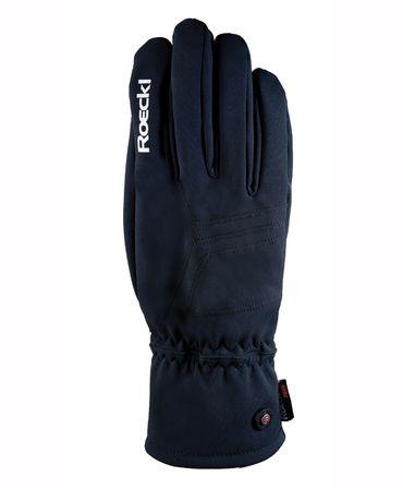Roeckl Herren Damen Winter Softshell Outdoor Handschuhe KUKA Schwarz 3602 Neu