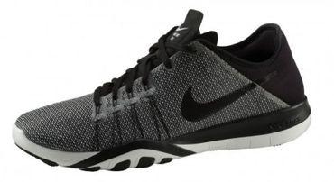 Nike Damen Cross Fit Sport Freizeit Fitness Schuhe FREE Trainer 6 Schwarz 833424 – Bild 2