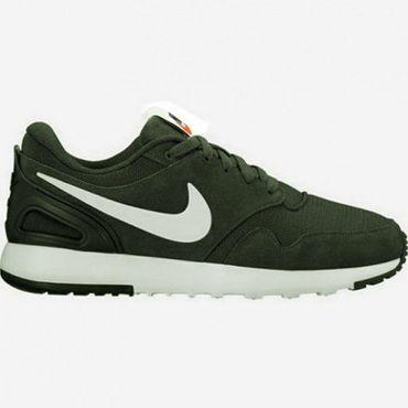 Nike Herren Leder Sport Sneaker Air Vibenna 86 Retro 80er Schuhe 866069 Grün NEU
