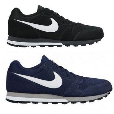Nike Herren Retro Trend Sport Freizeit Fitness Leder Schuhe RUNNER MD 749794 Neu