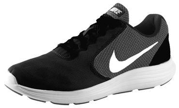 Nike Damen Sport Freizeit Fitness Running Lauf Schuhe Revolution Schwarz 819303