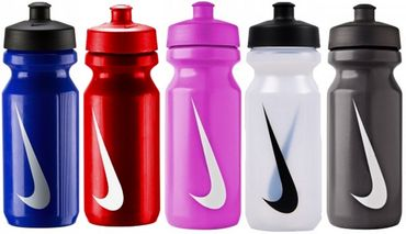 Nike Big Mouth Water Bottle Trinkflasche Sport Fitness Trink Flasche 650 ml 9341