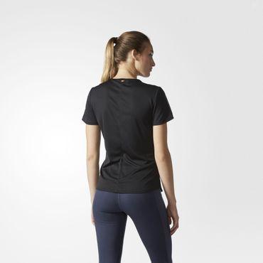 adidas Damen Climalite Running Fitness Sport Laufshirt Response Shirt Tee BP7463 – Bild 5