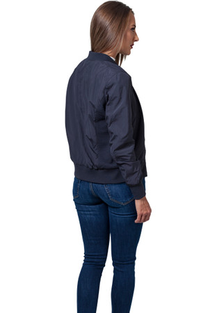 Urban Classics TB1217 Damen Jacke Ladies Light Bomber Jacket – Bild 12