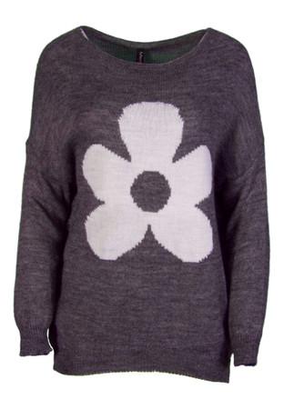 Madonna Longsleeve, Pullover, Sweatshirt Allegra Flower – Bild 2