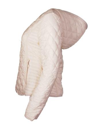 Miss Grace Windjacke Damenjacke Übergangsjacke Jacke Beige – Bild 3