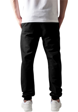 Urban Classics TB1434 Herren Hose Washed Canvas Jogging Pants – Bild 6