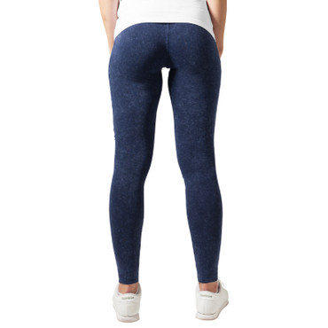 Urban Classics Ladies Denim Jersey Leggings – Bild 5