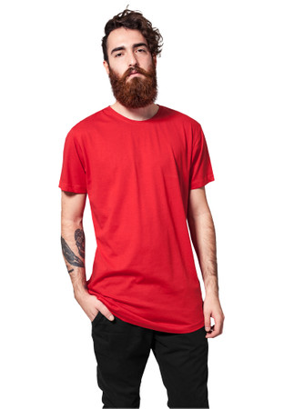Urban Classics TB638 Herren T-Shirt Shaped Long Tee mit Rundhals – Bild 8