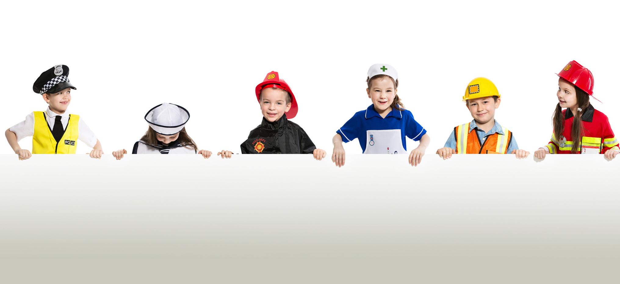 Nicht von der Stange: Unsere Kinderkostüme