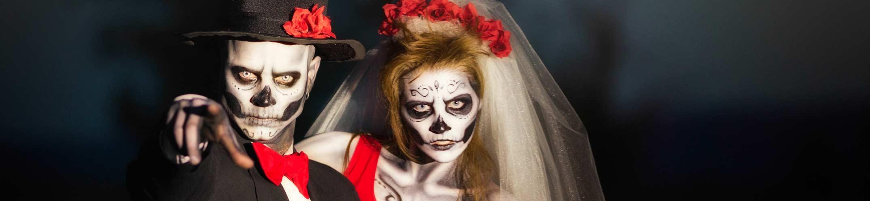 Erschreckend gutaussehend: Kostüme für Sie und Ihn