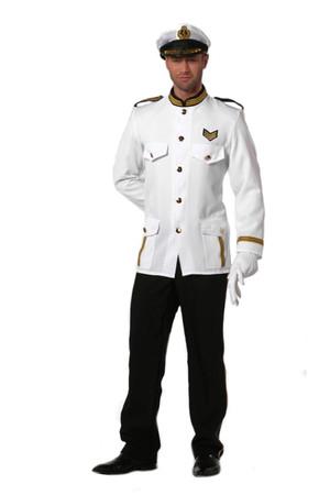 Marine-Offizier Anzug