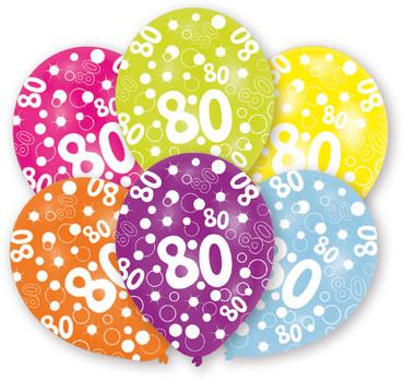 6 Ballons 80