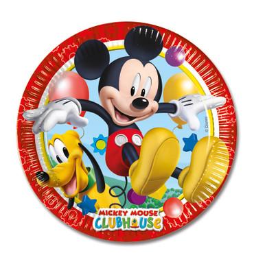 8 Teller Mickey