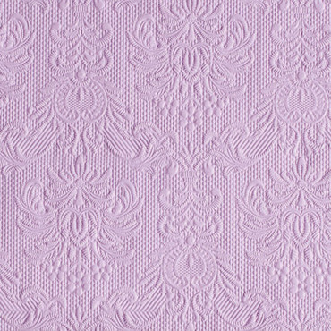 15 Servietten Elegance Light purple
