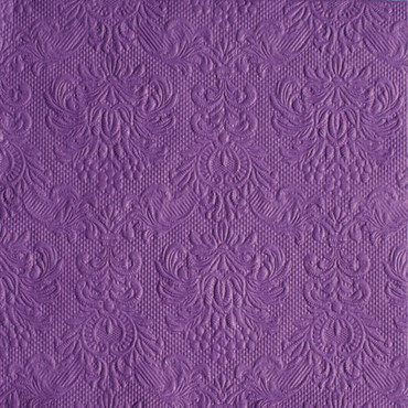 15 Servietten Elegance Purple