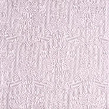 15 Lunch-Servietten Elegance pearl lilac