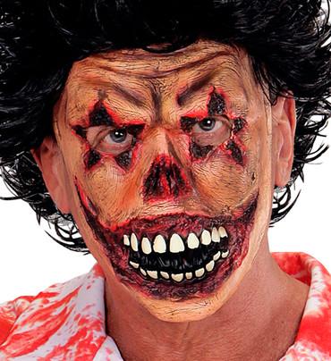 Halbmaske Psycho – Bild 1