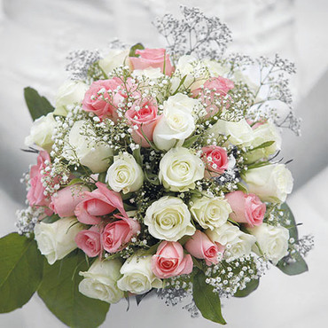 20 Servietten Wedding Bouquet