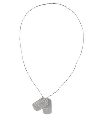 Halskette Soldat 'Hundemarke' – Bild 2