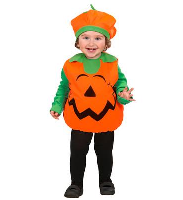 Puffy Pumpkin Kostüm Kürbis