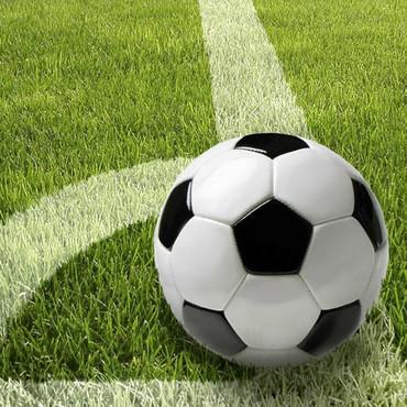 20 Servietten Fußball