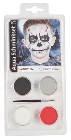 Aqua Schminkset Halloween Horror