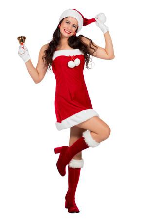 Weihnachtsfrau Angelique – Bild 1