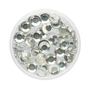 Glitzersteine Kristall XL