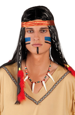 Halskette Indianer – Bild 2