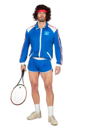 80er-Jahre Tennis-Anzug – Bild 1