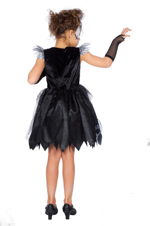 Halloween-Kleid Spinne – Bild 3