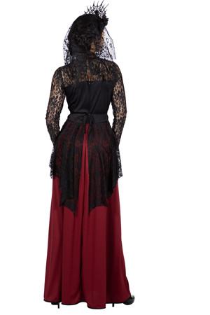 Kleid Gothic Lady – Bild 3