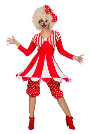 Clown-Kostüm Zirkuszelt – Bild 1