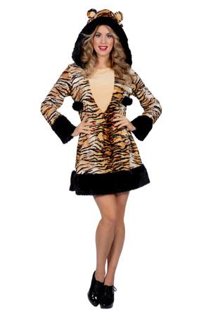 Tiger-Kleid – Bild 1
