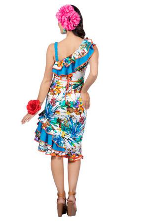 Hawaii-Kleid – Bild 3