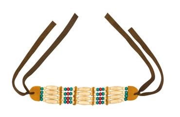 Indianerin-Halsband – Bild 2