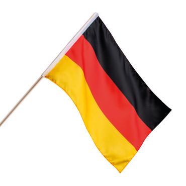 Fahne  Deutschland 30 x 45 cm