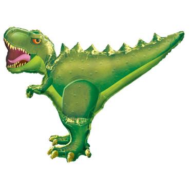 Folienballon Tyrannosaurus Rex