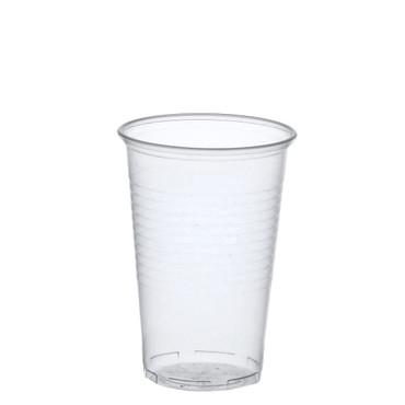 50 Trinkbecher 0,4 Liter klar