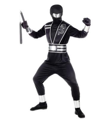 Kostüm Spiegel-Ninja