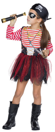 Pirate Girl Kleid Piratin – Bild 1