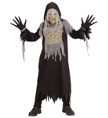 Robe Mumie mit Maske